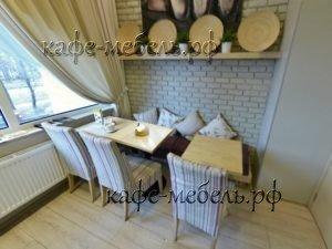 мебель всемейном кафе гостевой зал