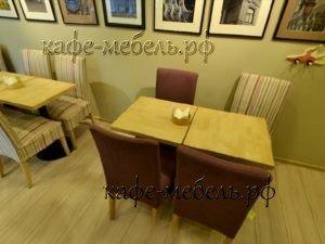 мебель гостевой зоны семейного кафе