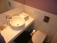 обустройство туалетной комнаты в кафе