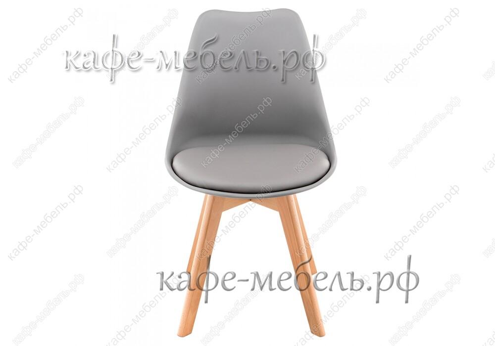 стул бон серый