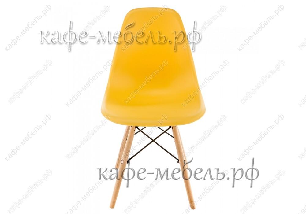 стул эймс 015 жёлтый