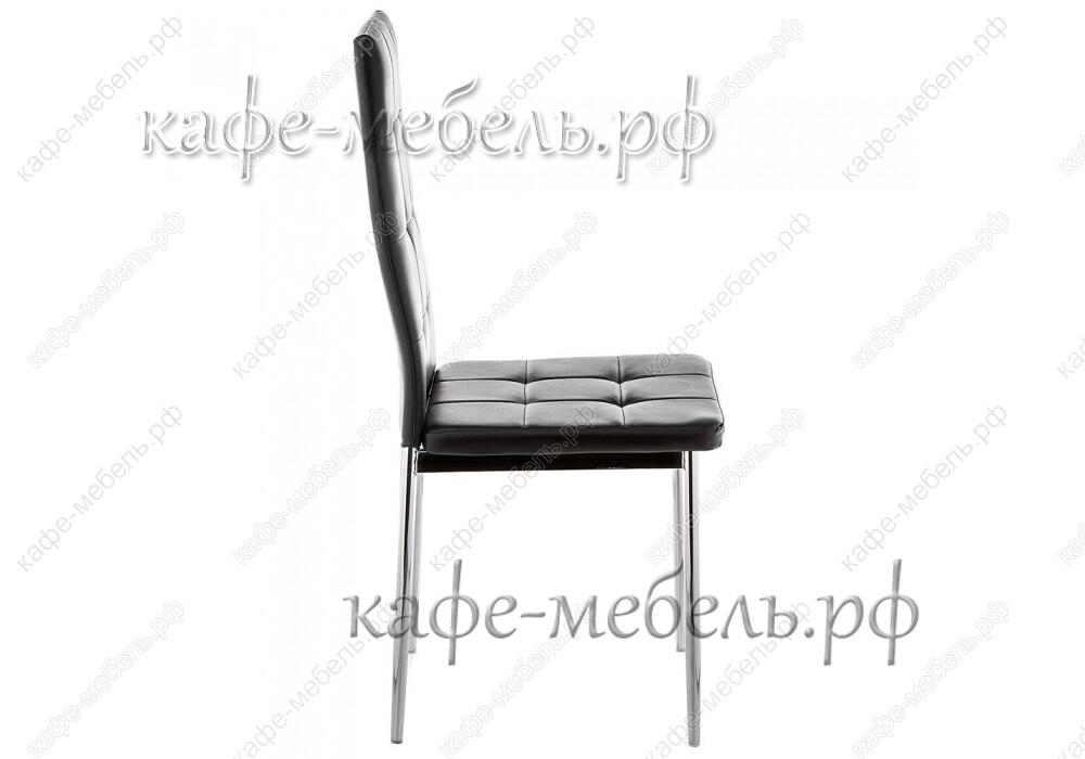стул форин чёрный+металл