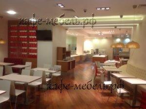 гостевой холл в кафе столовой