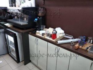 рабочая мебель в кофейне