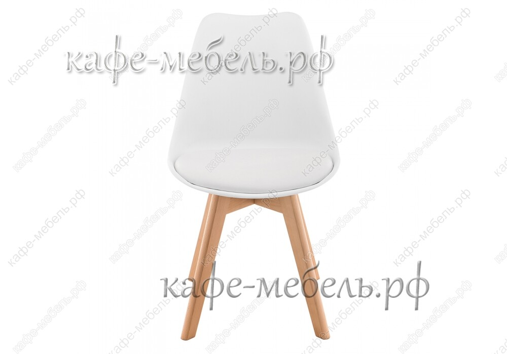 стул бон белый