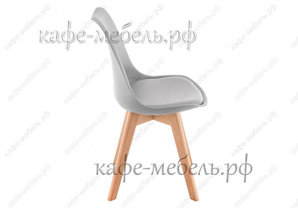 стул бон серый+бук