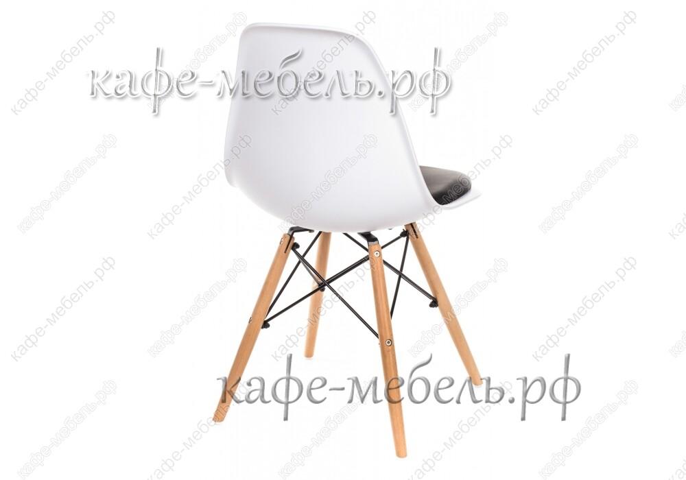 стул эймс-011 чёрно-белый