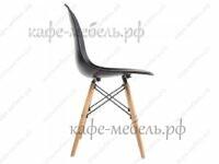 стул эймс 015 чёрный+бук