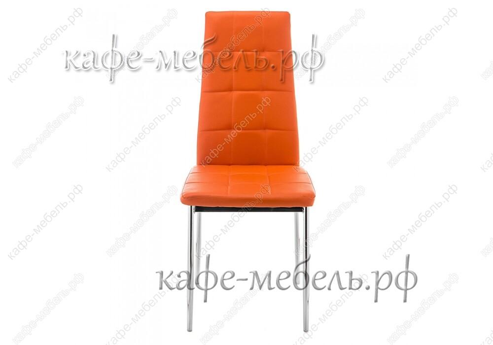 стул форин оранжевый