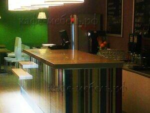 барные стойки для кафе в москве