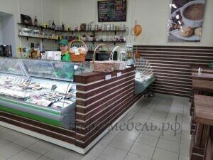 зготовление барных стоек для кафе в Москве