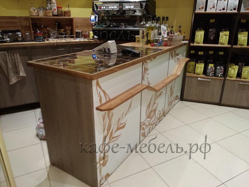 гостевая сторона кофе островка