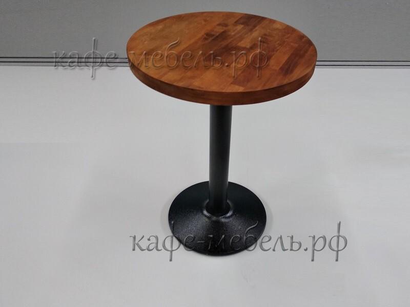 круглый столик для кофейни